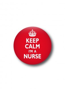 Button Keep Calm