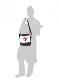 Shoulder Bag Proud to be a Nurse