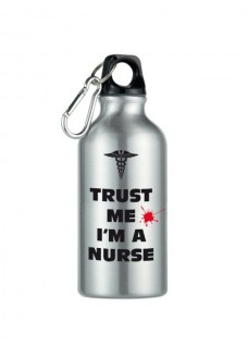 Sport Drink Bottle Trust Nurse