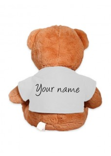 Teddy Bear Best Nurse Ever with FREE name print