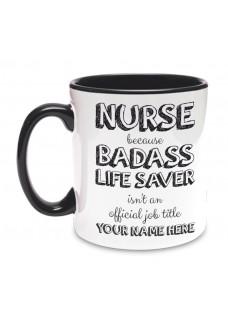 Mug Badass Black