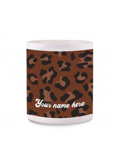 Mug Leopard