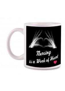 Mug Work of Heart