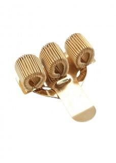 Pocket Penclip Triple Gold
