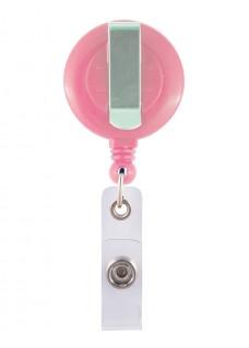 Retracteze ID Holder Pink
