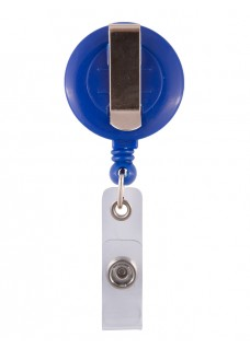 Retracteze ID Holder Royal Blue