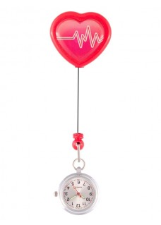 Retracteze Fob Watch ECG