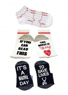Nurse Socks Set