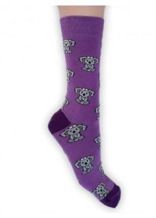 Happy Womens Socks Koala