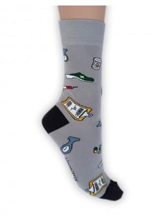 Happy Womens Socks Instruments