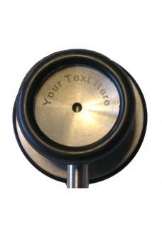 CBC Dual Head Stethoscope Green/Orange
