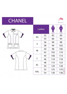 Haen Nurse Uniform Chanel