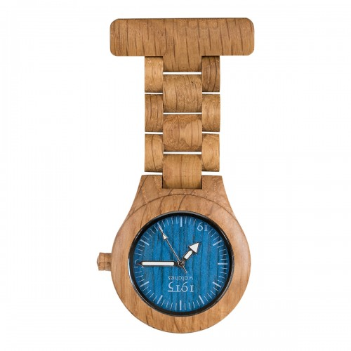 1915 Watches Model-T Oak Blue