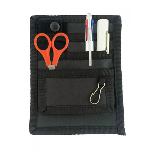 Belt Loop Organizer Kit Black/Black + FREE accessoires