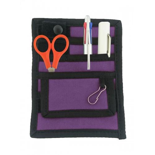 Belt Loop Organizer Kit Black/Purple + FREE accessoires