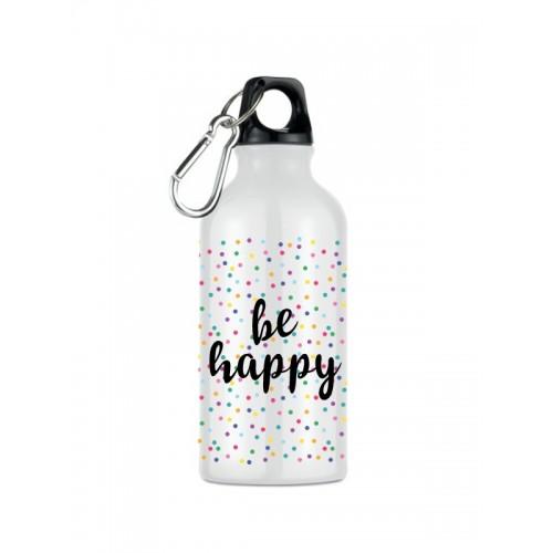 Drink Bottle Be Happy