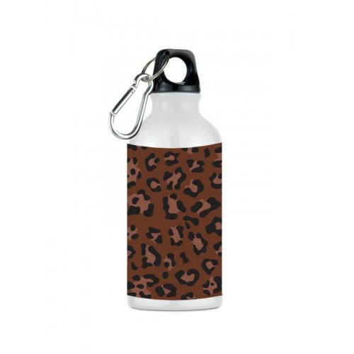 Drink Bottle Leopard