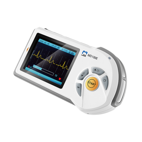 Handheld ECG Monitor MD100E