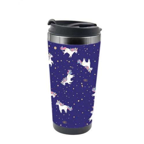 Thermo Travel Mug Unicorn