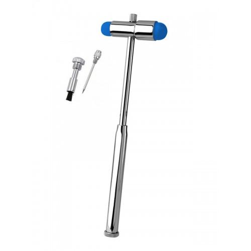 Reflex Hammer Buck Neurological Blue