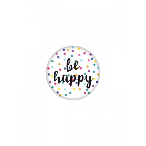 Button Be Happy