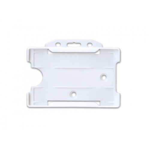 Card ID holder White