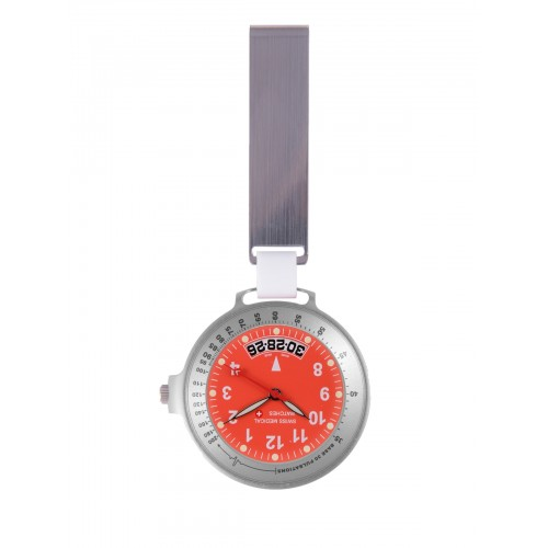Swiss Medical Care Line Silver Red - L.E.