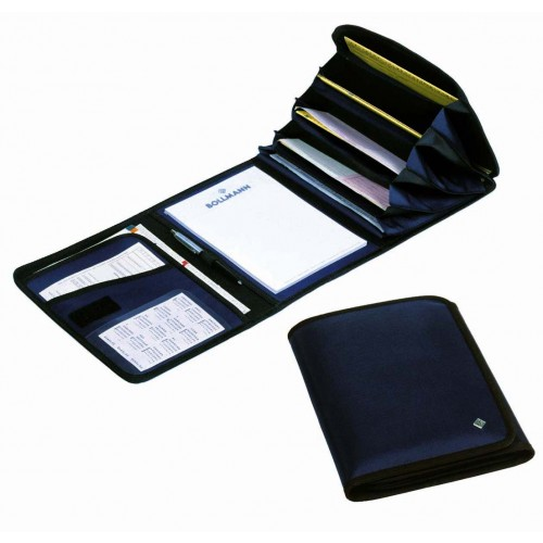 Bollmann Document Folder II Blue