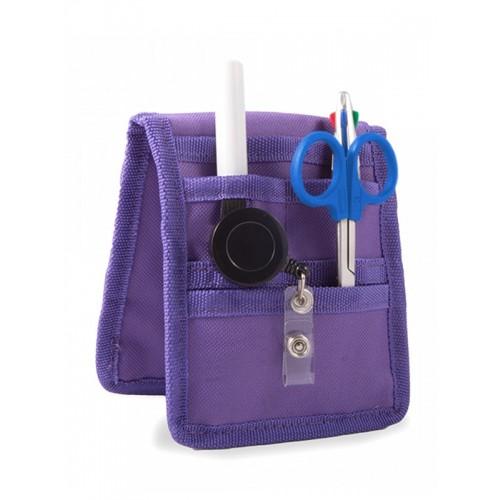 Elite Bags KEEN'S Nursing Organizer Purple + FREE accessories