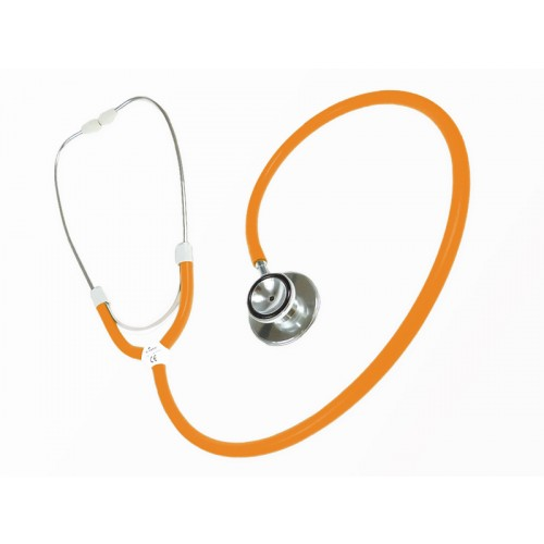 CBC Dual Head Stethoscope Orange
