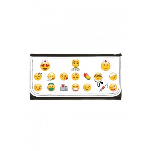 Ladies Luxe Wallet Emoji