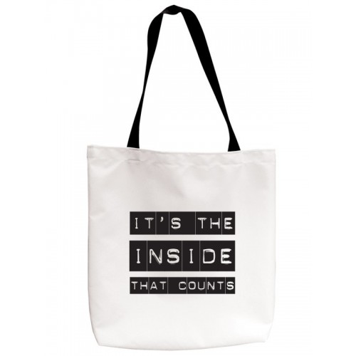 Tote Bag Inside Counts