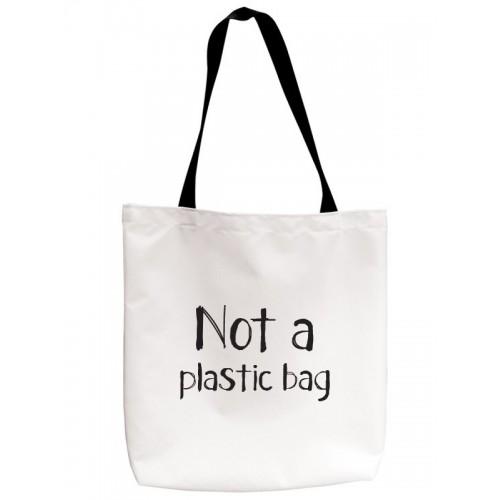 Tote Bag Not Plastic
