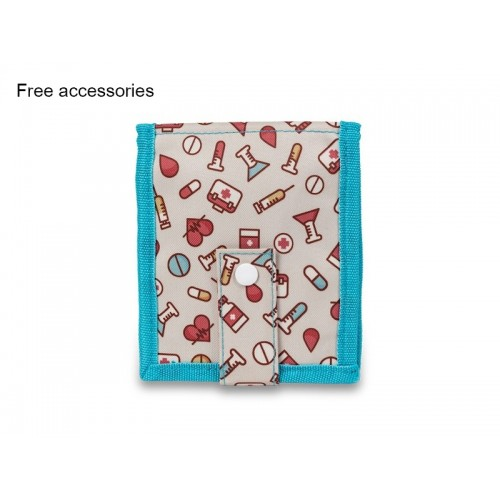 Elite Bags KEEN'S Nursing Organizer Symbols Pastel + FREE accessories