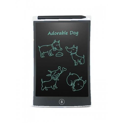 LCD Writing Pad 8.5inch White