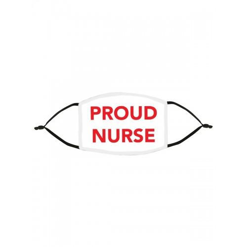 Face Mask Proud Nurse