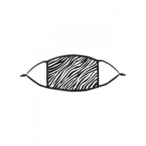 Face Mask Zebra