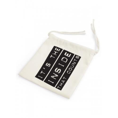 Bag for Facemask Inside Counts