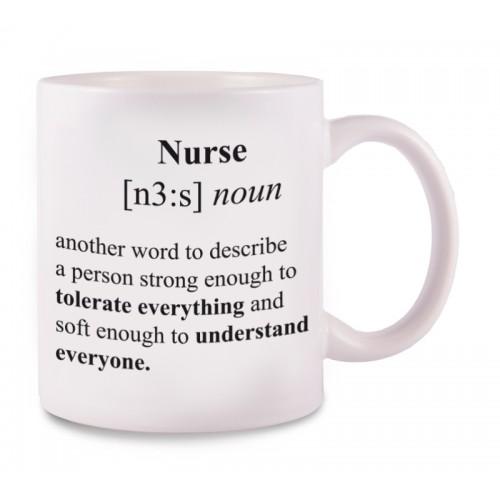 Mug Nurse Dictionary