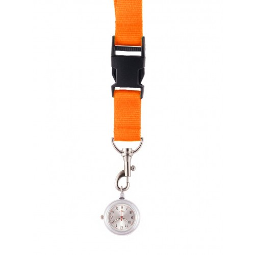 Lanyard Watch Orange