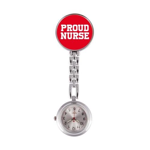 Fob Watch Proud Nurse