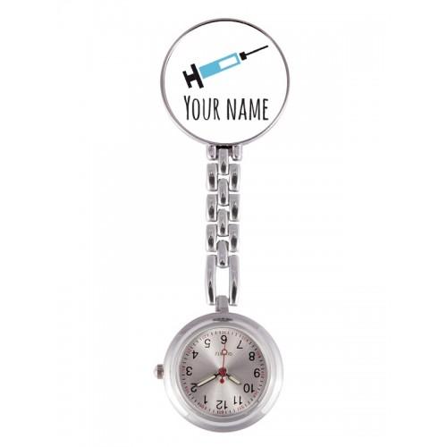 Fob Watch Syringe