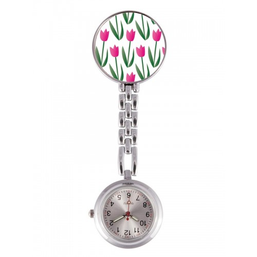 Fob Watch Tulips
