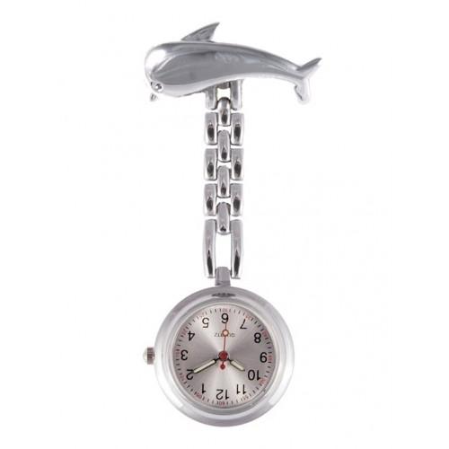 Nurses Fob Watch Dolphin