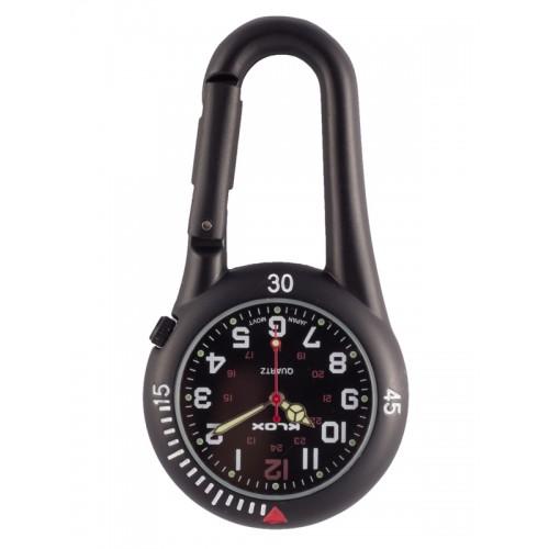 Nurse Clip Watch NOC450 Black