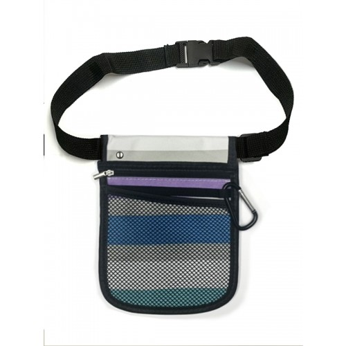 Nurses Carry Multicolored Strips 2