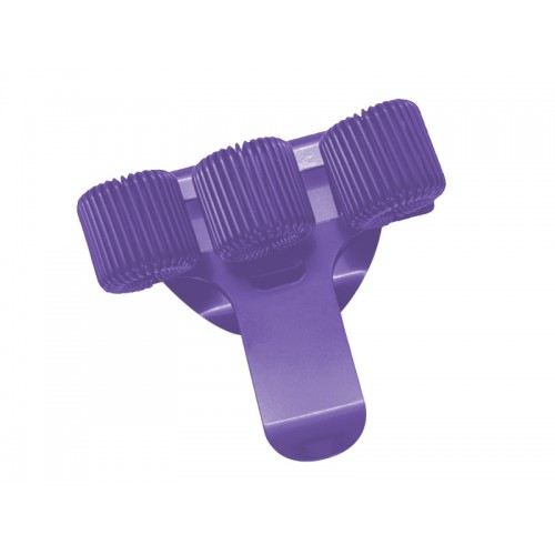 Pocket Penclip Triple Purple