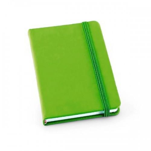 Notebook A6 Light Green