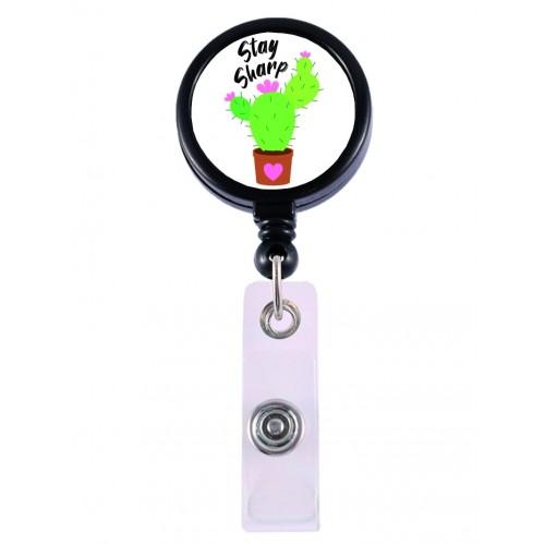 Retracteze ID Holder Stay Sharp