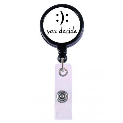 Retracteze ID Holder You Decide
